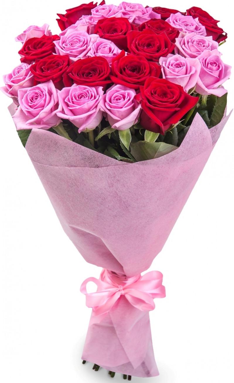 Букет из 21 розы грн